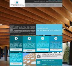 site internet entreprise offre contenu textes photos images