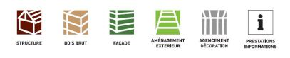 Nouvelle structure de l'offre LESBATS et des gammes de produits
